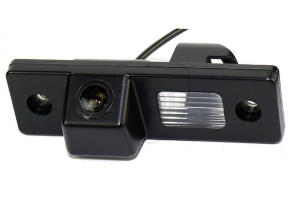Parkovacia kamera Chevrolet Aveo, Cruze, Captiva, Lacetti, Epica, Orlando, a Daewoo Matiz,  2006, 2007, 2008, 2009, 2010, 2011, 2012, 2013, 2014, 2015, 2016, 2017, 2018, 2019