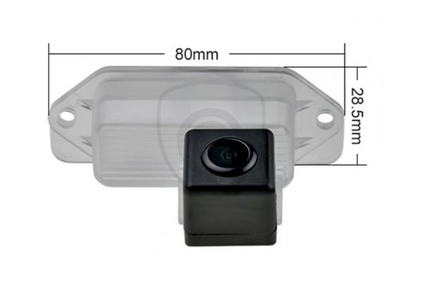 Cúvacia kamera Mitsubishi Lancer 2006, 2007, 2008, 2009, 2010, 2011, 2012, 2013, 2014, 2015, 2016, 2017, 2018, 2019