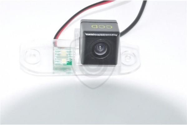 Cúvacia kamera pre Volvo S80, S40, XC60, XC70, XC90, C70, S60, V50, V60, V70, 2003, 2004, 2005, 2006, 2007, 2008, 2009, 2010, 2011, 2012, 2013, 2014, 2015