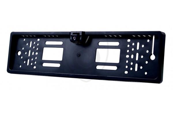 Univerzálna cúvacia kamera pre všetky typy vozidiel zabudovaná v držiaku ŠPZ