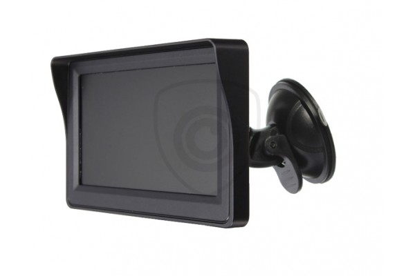 4,3″ monitor do auta