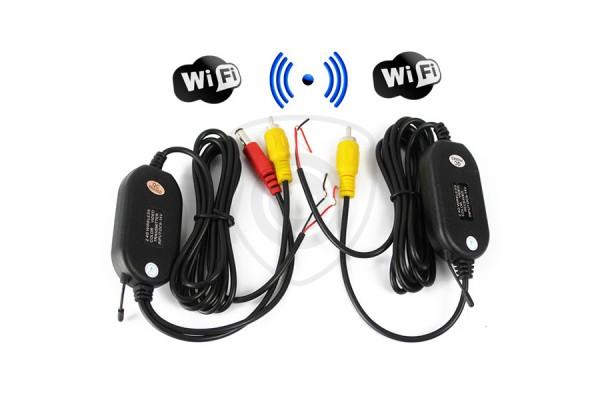 Bezdrôtová WiFi sada pre napojenie cúvacej kamery bez kabeláže