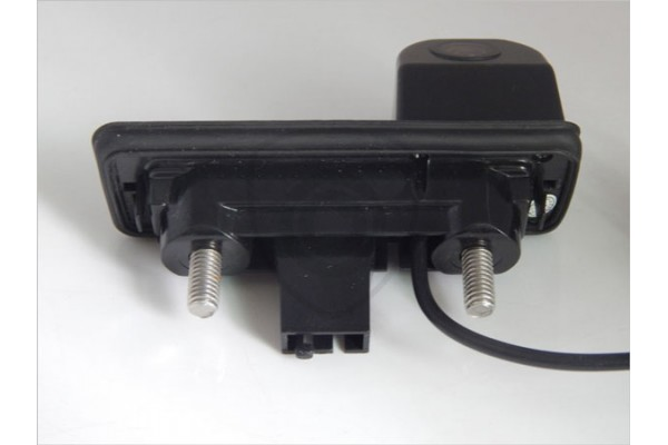 Cúvacia kamera Škoda Fabia, Roomster, Yeti v rukoväti kufra