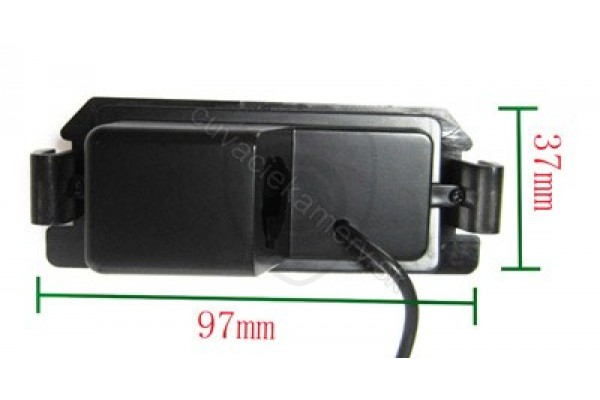 Parkovacia cúvacia kamera Kia Soul, Rio, Picanto, 2011, 2012, 2013, 2014, 2015, 2016, 2017, 2018, 2019