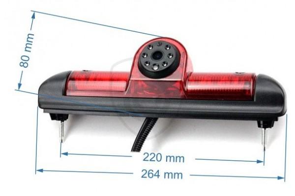 Cúvacia kamera Citroen Jumper