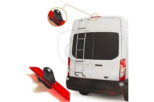 Cúvacia kamera Ford Transit v brzdovom svetle