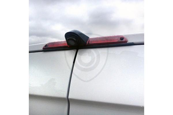 Cúvacia kamera Mercedes Sprinter v brzdovom svetle