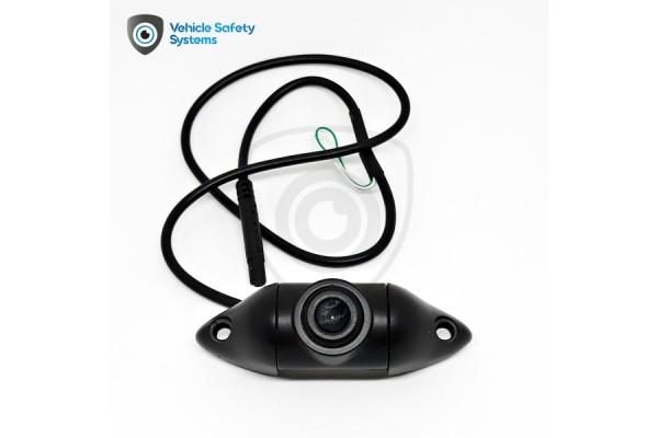 Kovová parkovacia kamera pre osobné vozidlá, dodávky, karavany a mikrobusy