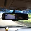 """Originálne spätné zrkadlo s LCD monitorom 4,3"""" do auta"""