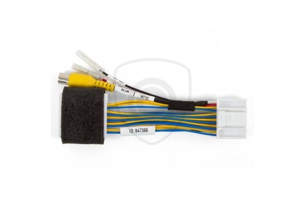 Káblový adaptér na pripojenie cúvacej kamery k monitoru Toyota Touch 2 / Entune / Link