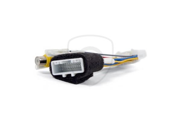 Káblový adaptér na pripojenie cúvacej kamery k monitoru pre Renault, Dacia a Opel