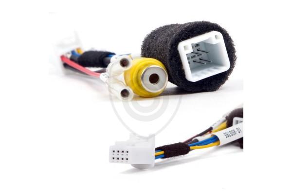 Káblový adaptér pre cúvaciu kameru k monitoru Toyota Aygo, Peugeot 108, Citroen C1