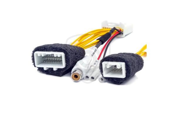 Káblový adaptér na pripojenie cúvacej kamery k monitoru Toyota GEN5 / GEN6