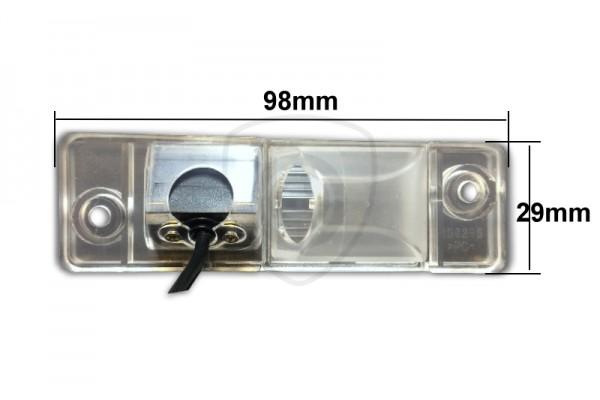 Parkovacia kamera pre Opel Antara 2011 - 2015