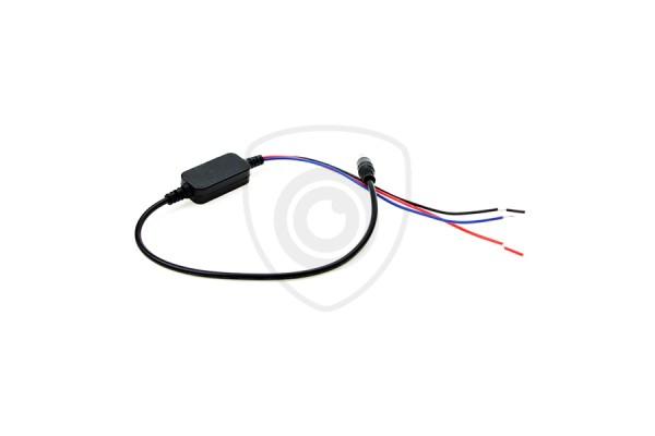 Relé - oneskorovač videosignálu pre VW RCD330