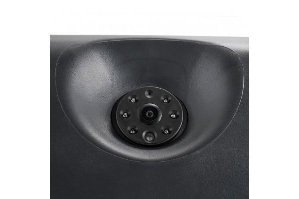 Cúvacia kamera Iveco Daily 6 generácie v treťom brzdovom svetle