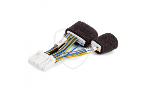 Káblový adaptér na pripojenie cúvacej kamery k monitoru Nissan