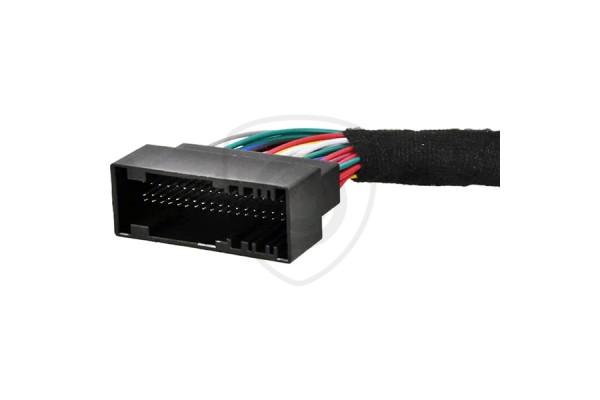 Kábel na pripojenie cúvacej kamery k monitoru Ford Sync 2 a Sync 3