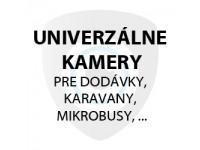 Univerzálne kamery pre dodávky (3)