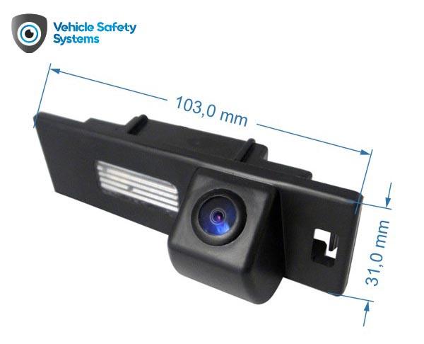 cúvacia kamera pre BMW E87, E81, F20, F21, F52, E64, E63, F13, F12, F06, i3