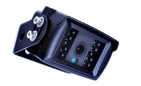 umiestnenie cuvacej kamery na kamión