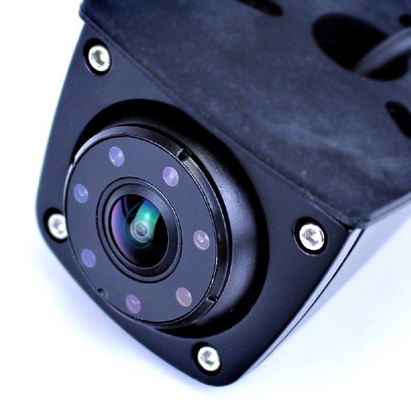 Bočná kamera s 6 IR LED