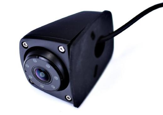 nastavenie bočnej kamery