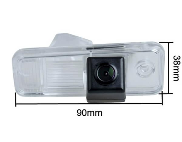 cúvacia kamera pre KIA Carens 3 rozmery