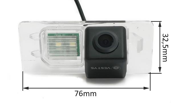 cúvacia kamera pre Land Rover Discovery Sport rozmery