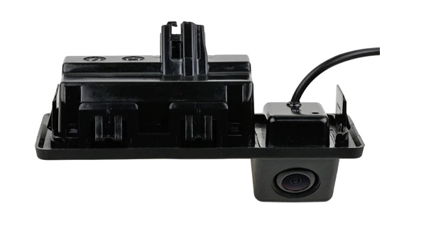 rozmery cuvacej kamery Škoda v rukovati kufra